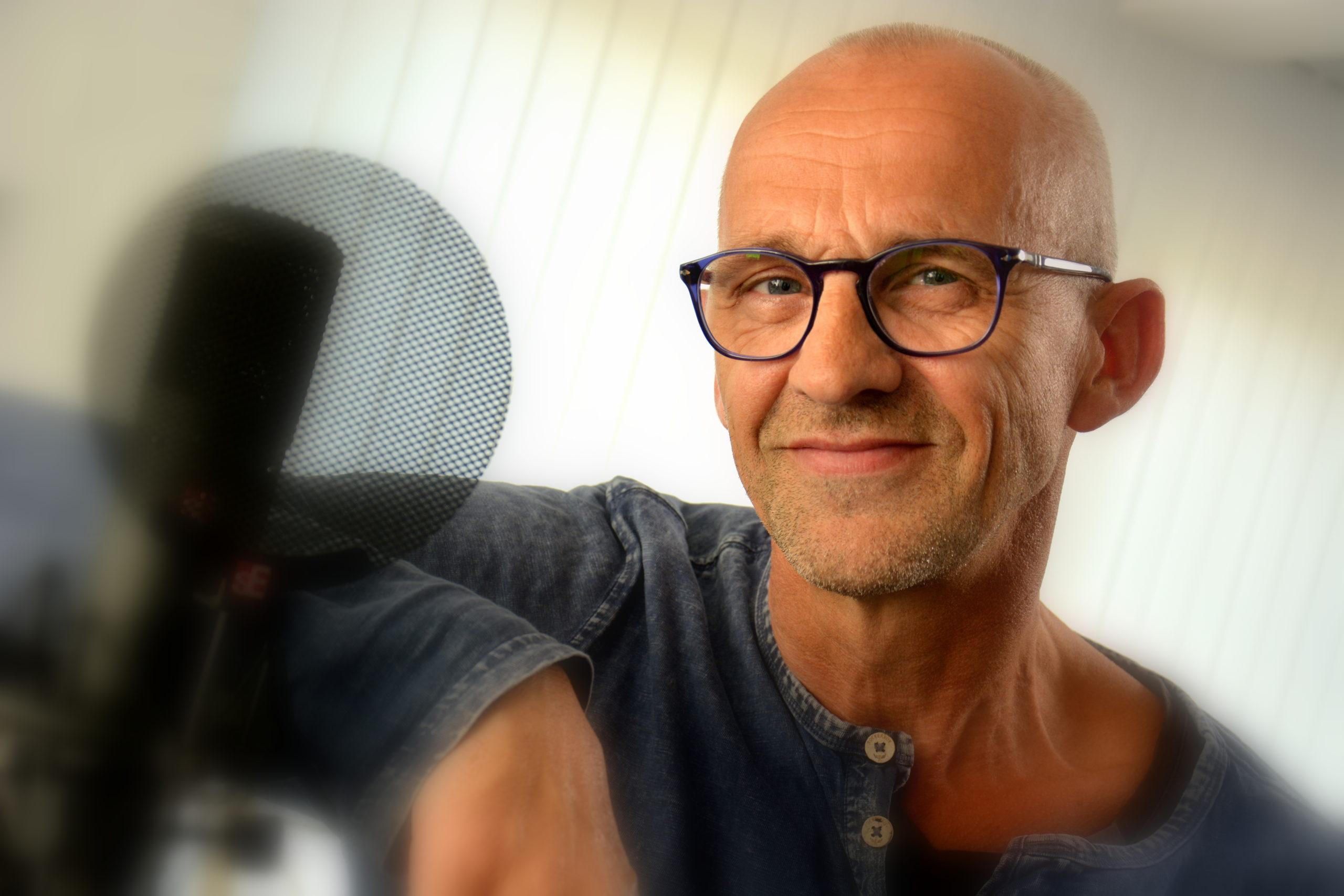 Hans Jonker, foto door Bart Ledegang